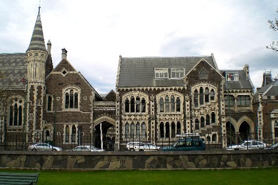 Heritage Buildings in Christchurch