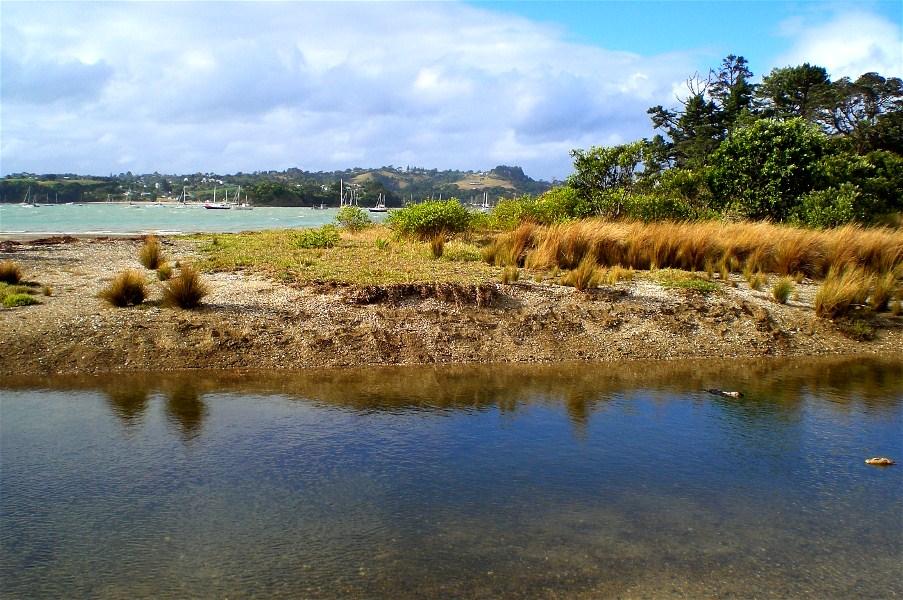 Tidal Stream at Oakura Bay