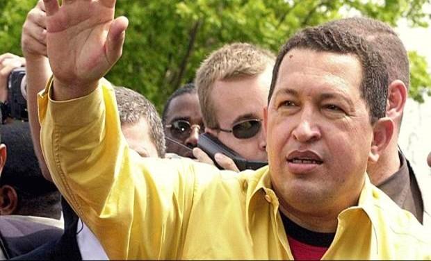 Hugo Chavez. Photo: Wikimedia Commons
