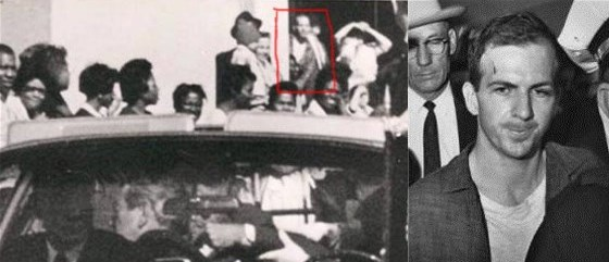 oswalds possible innocence in the assassination of jfk Jfk problem president john f kennedy this total gives an idea of the possible errors in the vertical the bullet would have struck jfk in the back near.